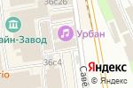 Схема проезда до компании CityCycle в Москве