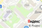 Схема проезда до компании ВС Group в Москве