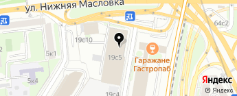 ШИНОМОНТАЖ НА ТТК на карте Москвы