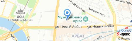 SFT Group на карте Москвы