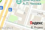Схема проезда до компании Солнце и партнеры в Москве