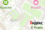 Схема проезда до компании Орлиная река в Москве