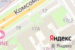 Схема проезда до компании Центр практической стрельбы, АНО в Москве