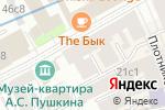 Схема проезда до компании La Ferme в Москве