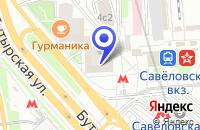 Схема проезда до компании ФОРА-ЛОМБАРД в Москве