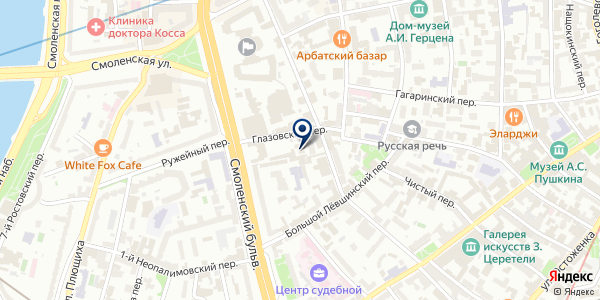 ПРЕДСТАВИТЕЛЬСТВО В МОСКВЕ ТФ ZAMBON GROUP на карте Москве