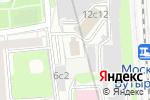 Схема проезда до компании Альфа Мотор Групп в Москве