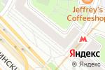 Схема проезда до компании Leglama в Москве