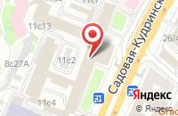 Схема проезда до компании Себорг в Москве