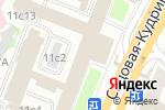 Схема проезда до компании Фрукторум в Москве