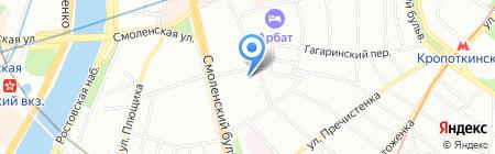 М.А.Р.С.-Технология на карте Москвы
