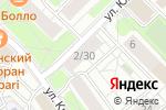 Схема проезда до компании Мистик Баблс в Москве