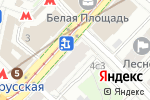 Схема проезда до компании Белевские сладости в Москве
