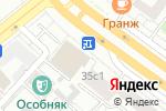 Схема проезда до компании Фундаментальная библиотека в Москве