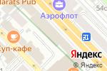 Схема проезда до компании Best T & D group в Москве