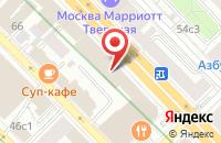 Схема проезда до компании Ваш Консультант в Москве