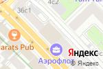 Схема проезда до компании ОТП Банк в Москве
