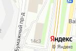 Схема проезда до компании Благо-четки в Москве