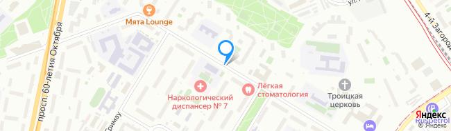 улица Шверника