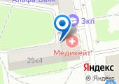 Территориальное Управление по Советскому району на карте