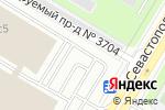 Схема проезда до компании ФинГриль в Москве