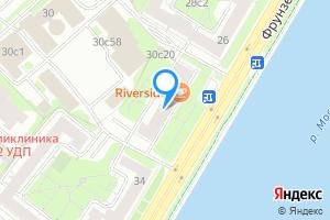 Снять двухкомнатную квартиру в Москве м. Фрунзенская, Фрунзенская набережная, 32