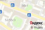 Схема проезда до компании Вояж-Сервис в Москве