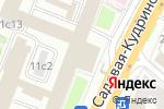 Схема проезда до компании Международный центр по развитию конкуренции и товарных рынков в Москве