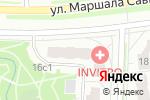 Схема проезда до компании Городская риэлторская компания в Москве
