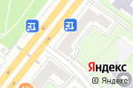 Схема проезда до компании Региональный Центр Автотехнической Экспертизы в Москве