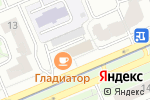 Схема проезда до компании Gladiator в Москве