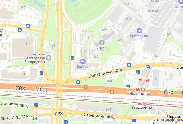 ЖК Апарт-комплекс Ботаник