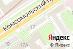 Схема проезда до компании Roberto Cavalli в Москве