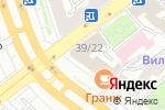 Схема проезда до компании RBI consult в Москве