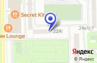 Схема проезда до компании МЕБЕЛЬНЫЙ МАГАЗИН SANTAROSA в Москве