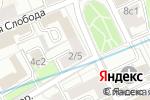 Схема проезда до компании Нотариусы Потемкина В.Д. и Потемкина Ю.А. в Москве