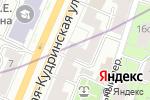 Схема проезда до компании Smoke Me в Москве