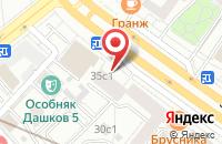 Схема проезда до компании Отдай соску котенку в Москве