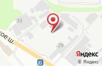 Схема проезда до компании Испытательный центр контроля качества воды в Подольске