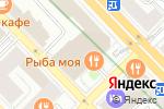 Схема проезда до компании Банк Корпоративного Финансирования в Москве