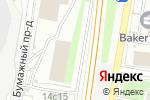 Схема проезда до компании Студия Рекламы в Москве