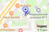 Схема проезда до компании МЕБЕЛЬНЫЙ САЛОН МЕБЕК в Москве