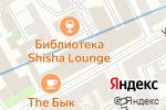 Схема проезда до компании Антикварный магазин Арбат 40 в Москве