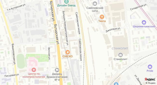 Бизнес-центр «Новодмитровский» - превью 2