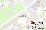 Схема проезда до компании Эль практик групп в Москве