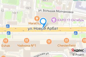 Однокомнатная квартира в Москве ул Новый Арбат