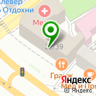 Местоположение компании Теремок-Инвест