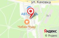Схема проезда до компании Юс-Строй в Москве