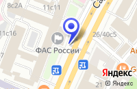 Схема проезда до компании АКБ ОБЪЕДИНЕННЫЙ ПРОМЫШЛЕННО-ТОРГОВЫЙ БАНК в Москве