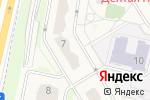 Схема проезда до компании Контур в Бутово